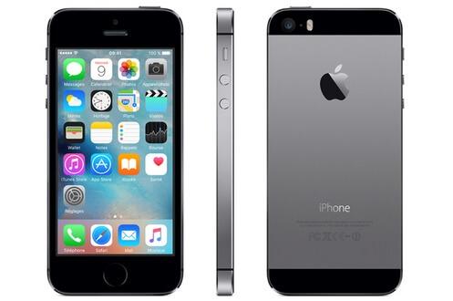 Ёмкость аккумулятора iPhone 5s
