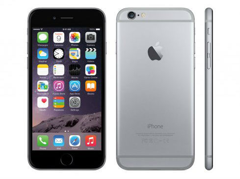 Ёмкость аккумулятора iPhone 6