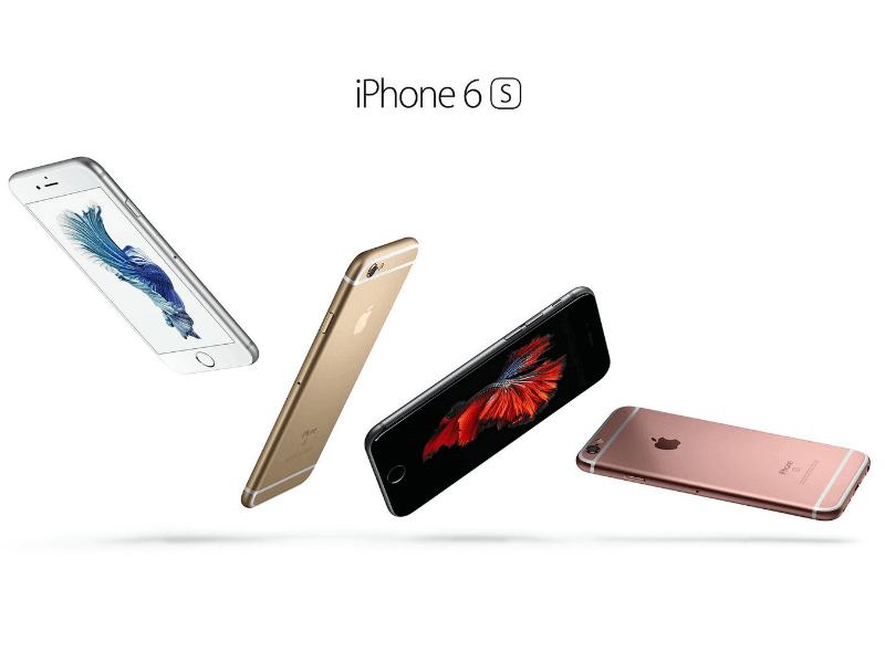 Инновации в iPhone 6s