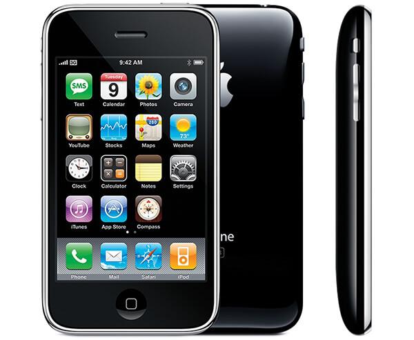 Ёмкость аккумулятора iPhone 3g