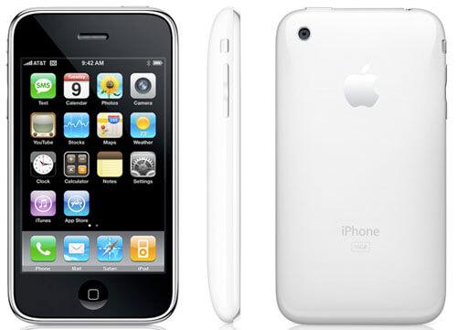 Ёмкость аккумулятора iPhone 3gs