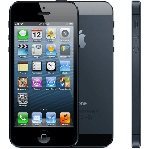 Емкость батареи iPhone 5