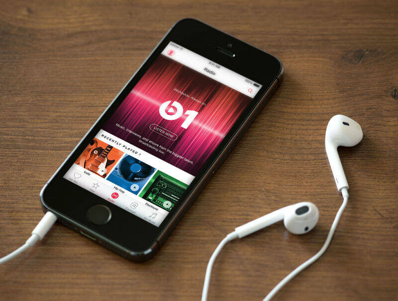 iOS 9.3 обновления в Apple Music