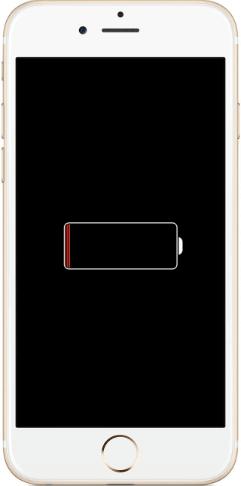 не включается айфон