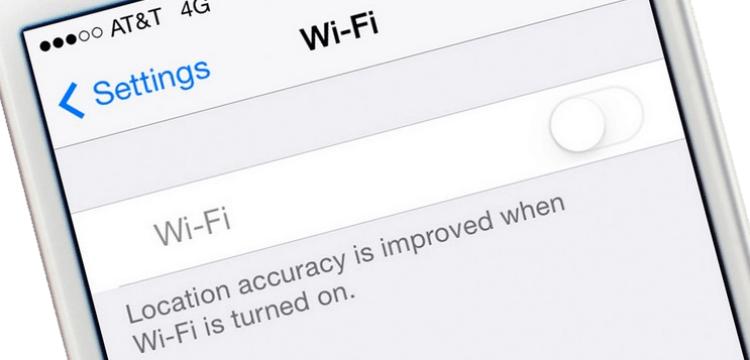 айфон не подключается к wifi