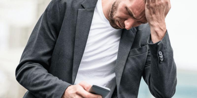 почему айфон не ловит сеть сотовой связи