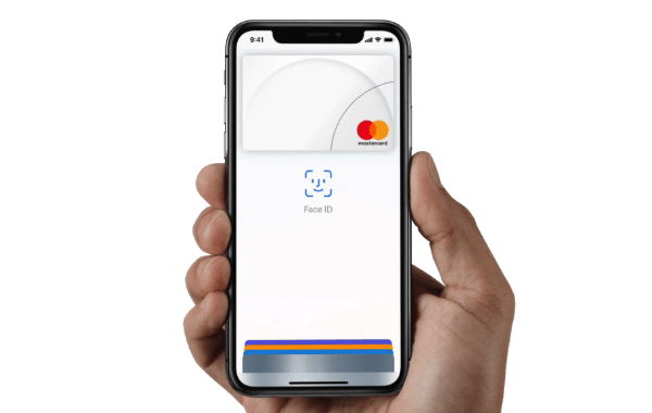 Apple Pay на iPhone X