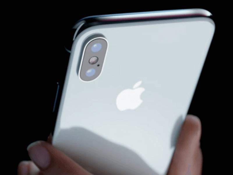 Жесты iPhone X