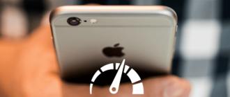 как отключить замедление iphone ios 11.3