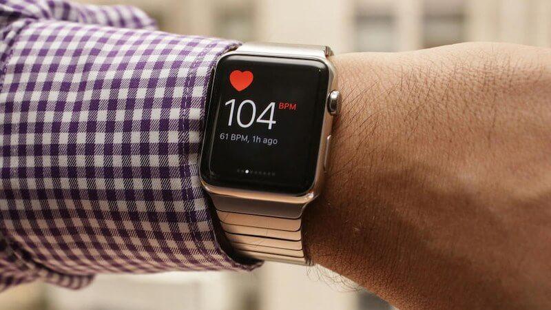 вариабельность пульса apple watch
