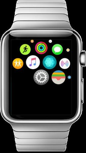 как закачать музыку на apple watch