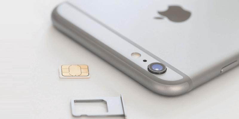 активация айфон сим карта недействительна